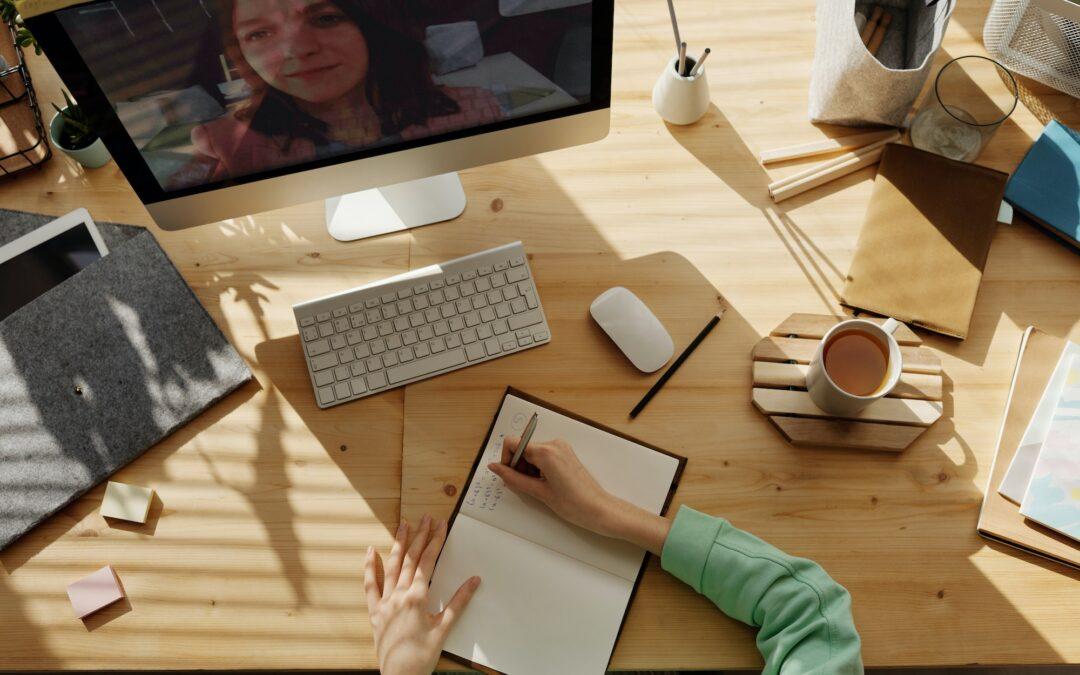 Momentaufnahme – Digitales Lernen und Arbeiten